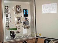 Шкафы  ШД-2, управления дутья