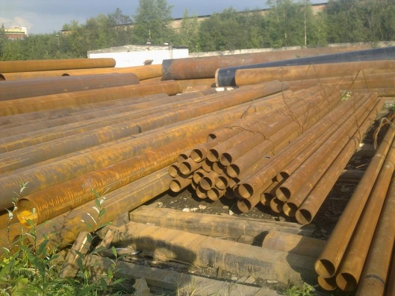 Выгодно купить трубы бу и трубы лежалые в Питере и Лен. области.