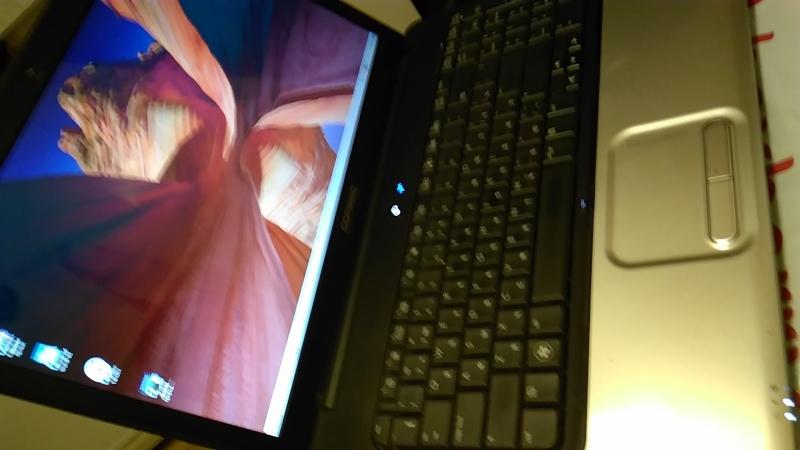 Ноутбук HP Compaq CQ61 2 ядра 2 Ghz 2 Gb 150 hdd 15,6 dvd cr wi-fi cam